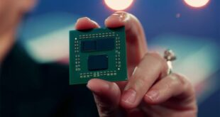 AMD 3D V-cache – производствена революция