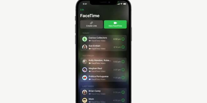 Facetime с повече функции