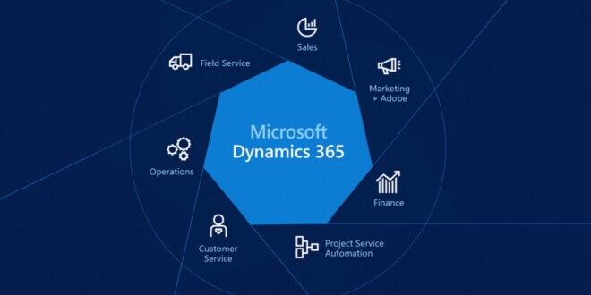 Microsoft Dynamics 365 Sales основно изображение