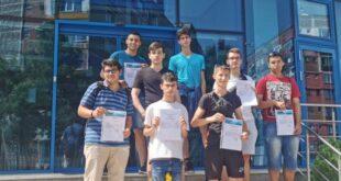"Ученици от столични гимназии преминаха обучение в ""R&М България Производство"""