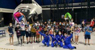 Български ученици с медали в сферата на космическите науки от Space Camp Turkey 2021
