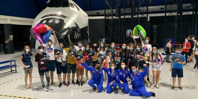 Space Camp Turkey 2021 featured photo