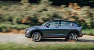 Honda HR-V с нова технология e:HEV
