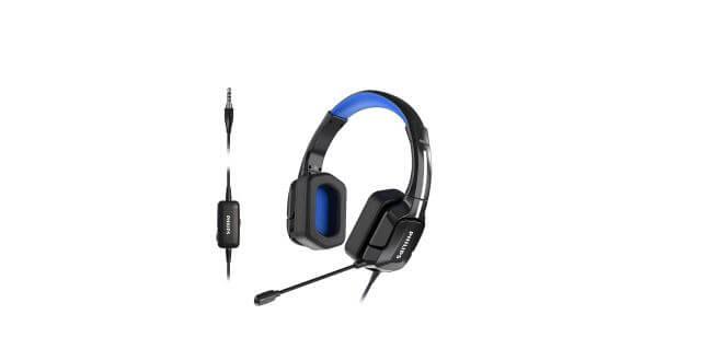 геймърски слушалки Philips