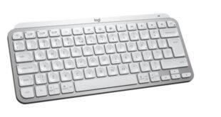 Logitech MX Keys Mini – нова безжична минималистична клавиатура