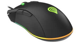 Genesis представи нова геймърска мишка – Genesis Krypton 290