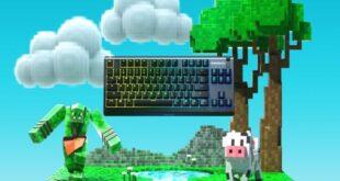 SteelSeries представя APEX 3 TKL – първата водоустойчива гейминг клавиатура